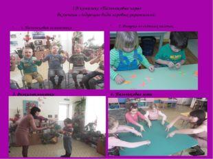 I.В комплекс «Пальчиковые игры» включены следующие виды игровых упражнений: 1