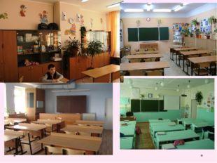 Оформление кабинета играет очень важную роль в процессе обучения младших школ
