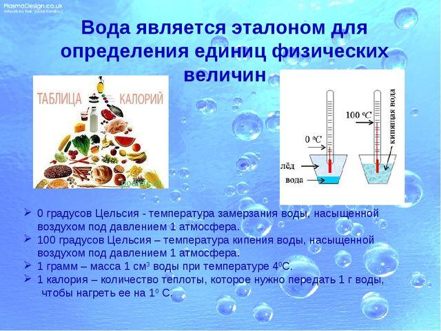 0 градусов Цельсия - температура замерзания воды, насыщенной воздухом под дав...