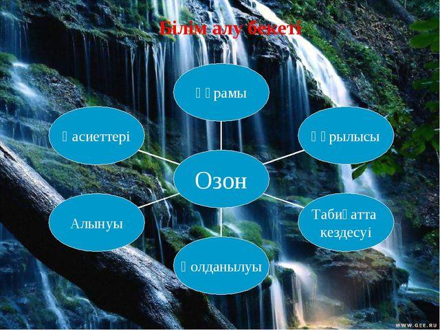 Білім алу бекеті
