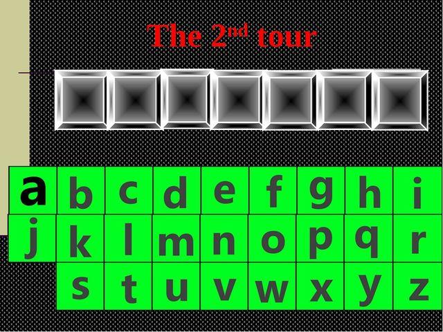 A L N U O V A The 2nd tour