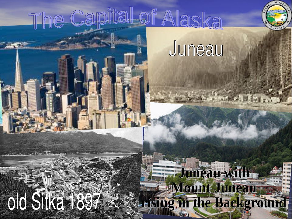 Sitka is the city where Alaska was sold in 1867. Before 1808 it had been name...