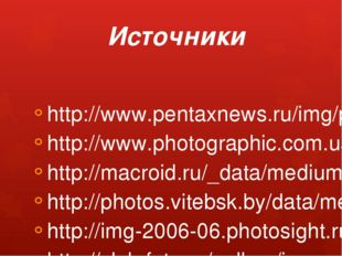 http://www.pentaxnews.ru/img/photos/21287-medium.jpg http://www.photographic