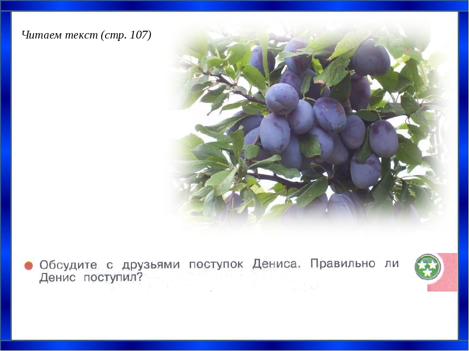 Читаем текст (стр. 107)