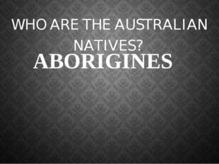 WHO DISCOVERED AUSTARLIA?