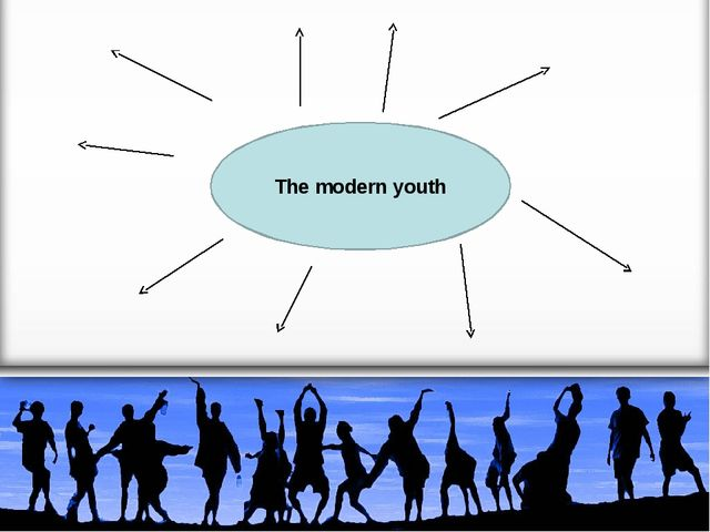 The modern youth