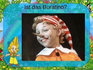 Ist das Buratino? Ekaterina050466