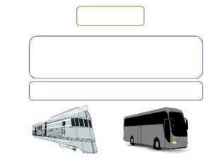 Проверьте себя. 1) 420 – 40 = 380 (км) — на автобусе. 2) 420 + 380 = 800 (км)
