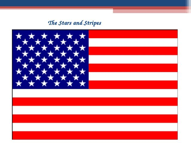 The Stars and Stripes