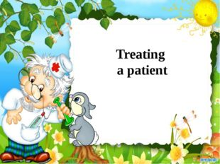 Treating a patient