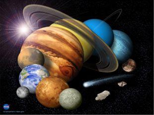 Древние знали семь планет и каждой из них предавали большое значение.