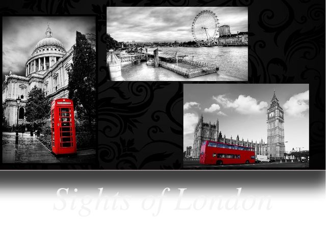 Sights of London ProPowerPoint.Ru
