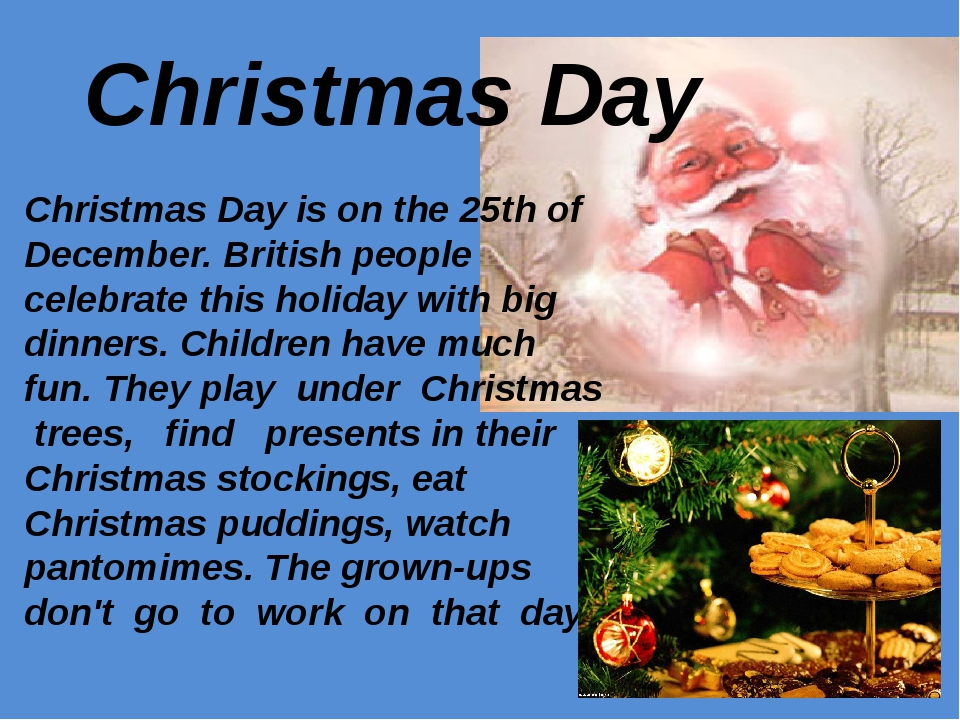 paragraph on christmas day Christmas celebration speech good morning to the principal sir, teachers, and all my dear friends as we all have gathered here to celebrate the festival of christmas is called as the feast day of christ, it is celebrated as the christian holiday to pay honour as well as commemorate the.