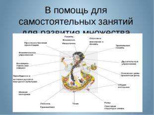 В помощь для самостоятельных занятий для развития множества полезных функций