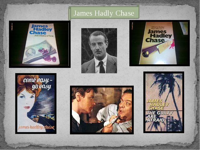 James Hadly Chase