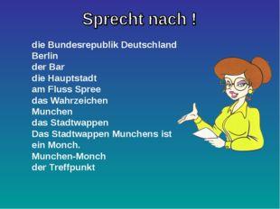 die Bundesrepublik Deutschland Berlin der Bar die Hauptstadt am Fluss Spree d