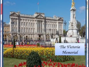 Buckingham Palace The Victoria Memorial