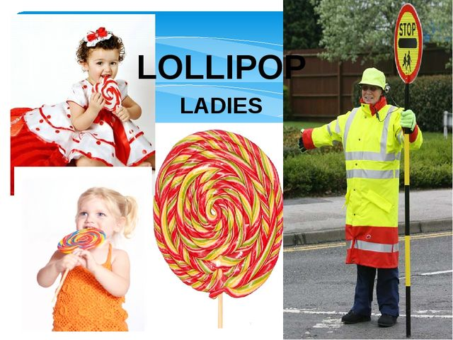 LOLLIPOP LADIES