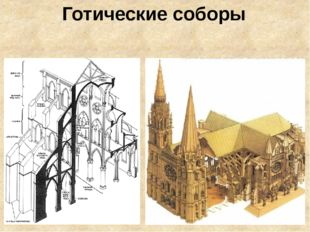 Готические соборы