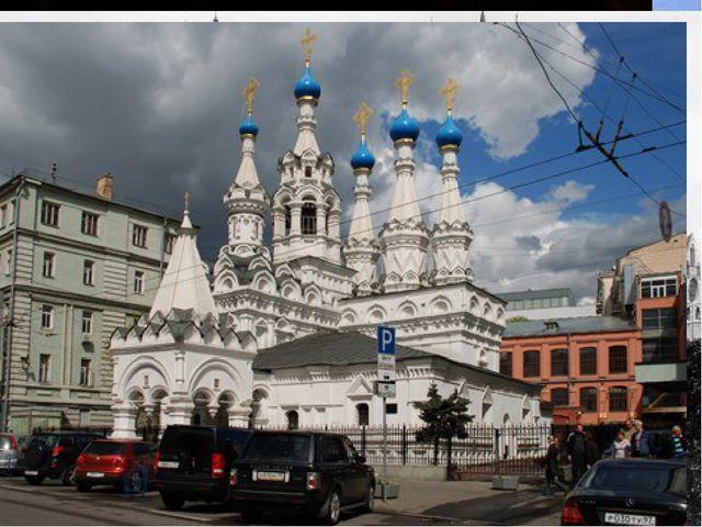 Протоиерей Александр Мень говорил: «Храм стал символом одухотворенного мира,...