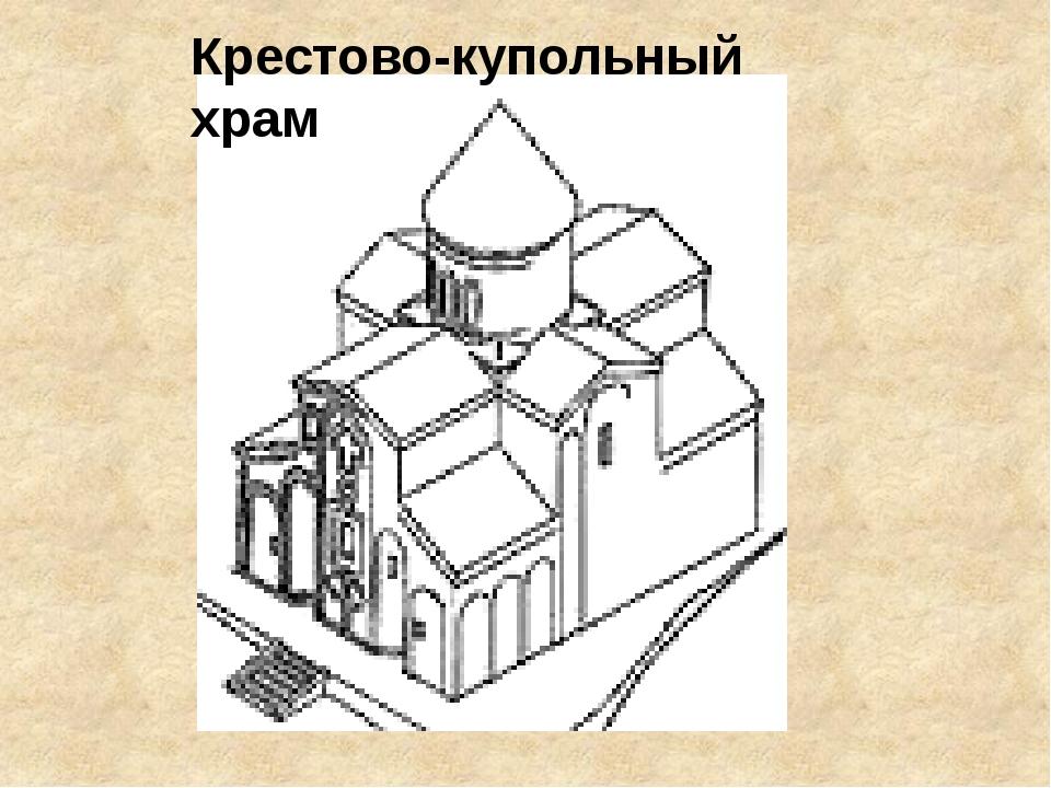 Крестово-купольный храм