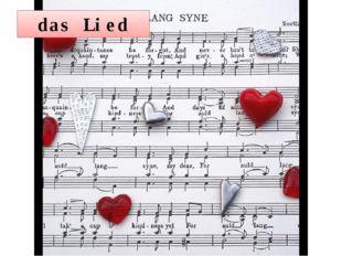das Lied