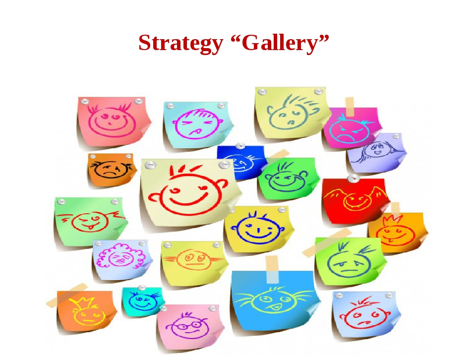 "Strategy ""Gallery"""