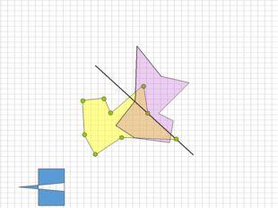 Постройте отрезок В1С1, в который переходит отрезок ВС при параллельном пере