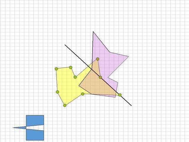 Постройте отрезок В1С1, в который переходит отрезок ВС при параллельном пере...
