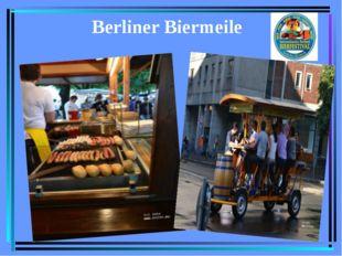Berliner Biermeile
