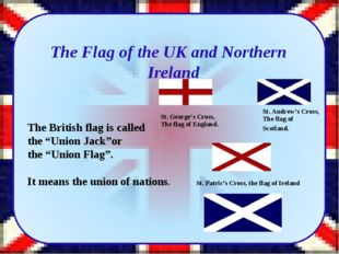 The Flag of the UK and Northern Ireland St. George's Cross, The flag of Engl
