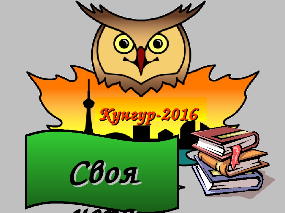 Кунгур-2016 Своя игра