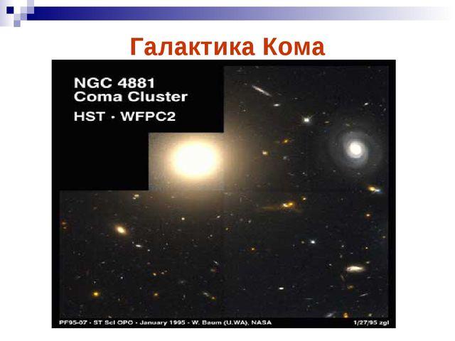 Галактика Кома