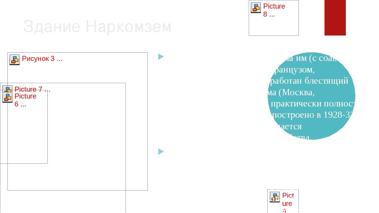 Здание Наркомзем В стилистикеконструктивизмаим (с соавторами Д.Д.Булгаков...