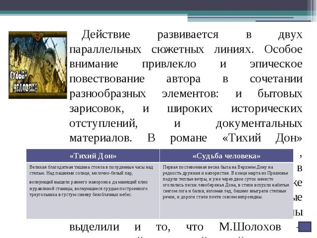 В языке самого автора тоже использованы разные элементы и интонации. Иногда е...
