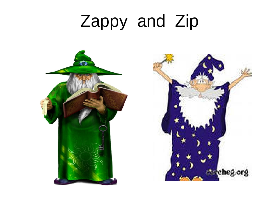 Zappy and Zip