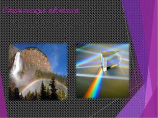 Оптические явления это явления, которые происходят при распространении, прело