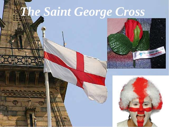 The Saint George Cross