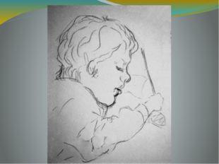 Павел Никитин «Рисующий мальчик», http://images.yandex.ru