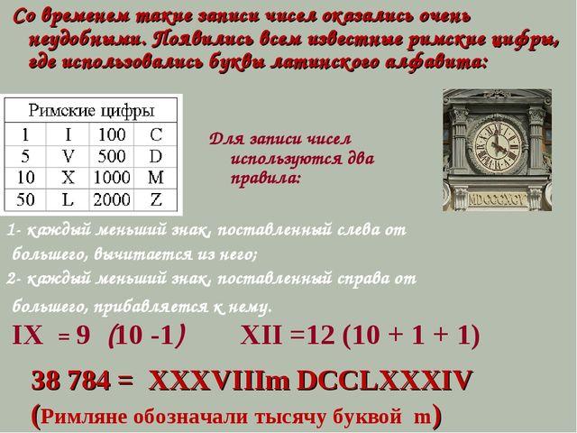 = 9 (10 -1) =12 (10 + 1 + 1) Со временем такие записи чисел оказались очень...