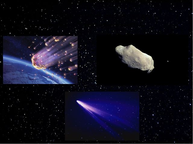 В Солнечную систему входят также: метеориты, астеройды, кометы. В Солнечную с...