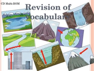 Revision of vocabulary CD Multi-ROM