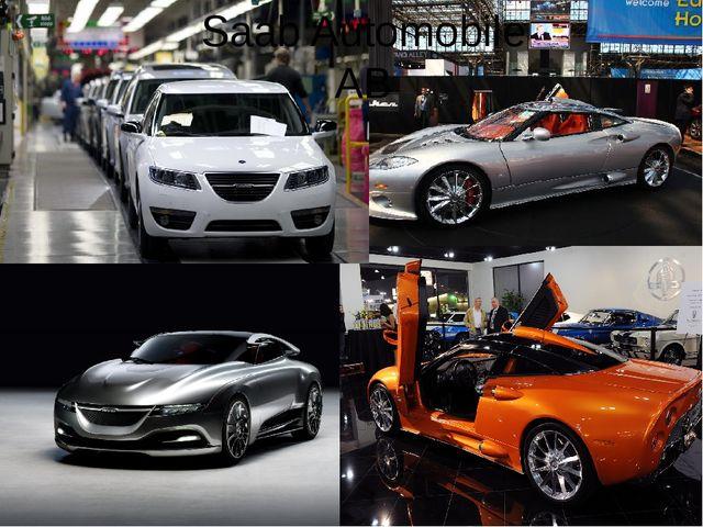 Saab Automobile AB