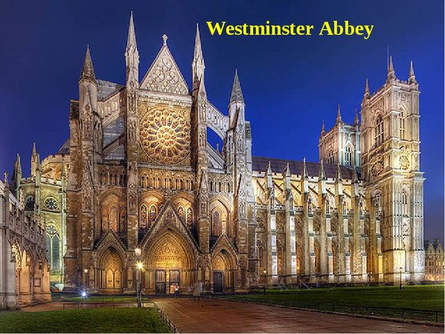 2 Westminster Abbey