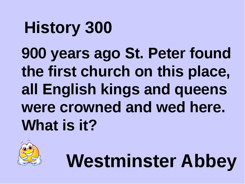 When did William the Conqueror win the Battle of Hastings and he became King...