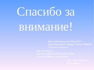 Спасибо за внимание! http://winhunters.com/clbv/p7231/?goto=sitereg&mir=1&pag