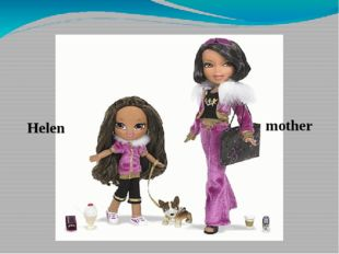 Helen mother