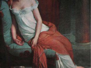 Франсуа Жерар. Мадам Рекамье.