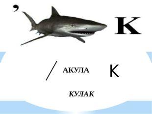 АКУЛА КУЛАК К