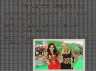 The career beginning In 2003, Gagarina competed in season two ofStar Factory